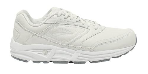 נעליים ברוקס לנשים Brooks Addiction Walker - לבן