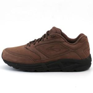 נעלי הליכה ברוקס לגברים Brooks Addiction Walker - חום