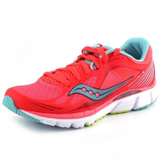 נעלי הליכה סאקוני לנשים Saucony Kinvara 5 - ורוד