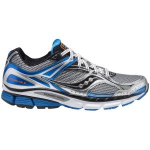 נעלי הליכה סאקוני לגברים Saucony Stabil CS 3 - אפור