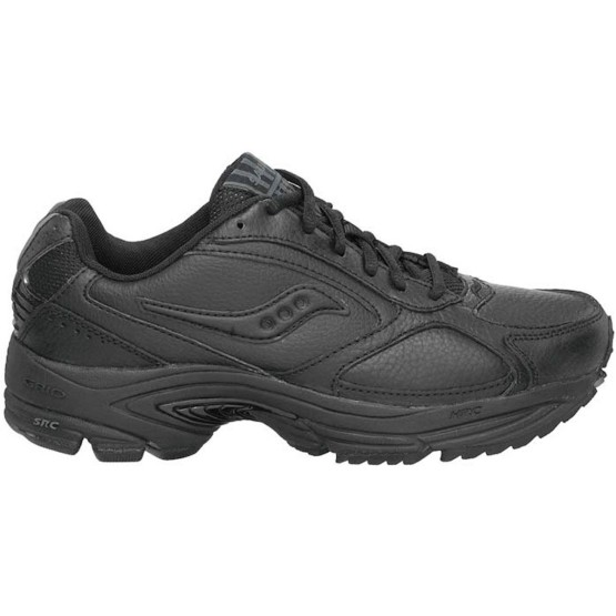 נעליים סאקוני לגברים Saucony Omni Walker - שחור