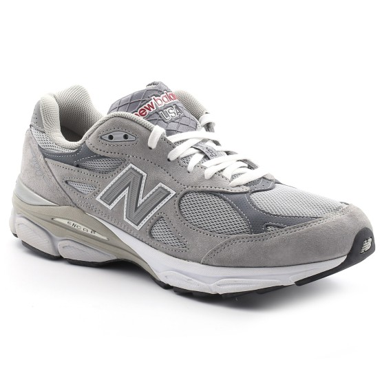 מוצרי ניו באלאנס לגברים New Balance M990 - אפור