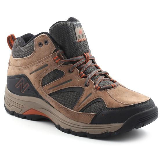 נעליים אורתופדיות ניו באלאנס לגברים New Balance MW759 3/4 - חום