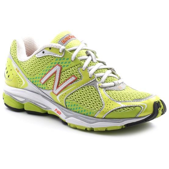 מוצרי ניו באלאנס לנשים New Balance W1080 V2 - צהוב