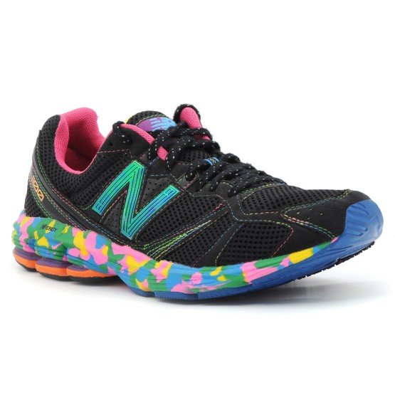 נעלי הליכה ניו באלאנס לגברים New Balance RT1100 - שחור