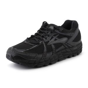 נעלי הליכה ברוקס לגברים Brooks Addiction 12  - שחור