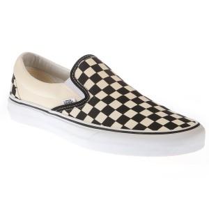 נעליים ואנס לנשים Vans Classic Slip-On - צהוב