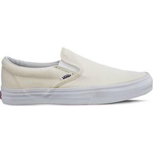 נעליים ואנס לנשים Vans Classic Slip-On - צהוב בהיר