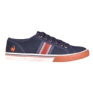 נעליים לה קוק ספורטיף לגברים Le Coq Sportif Saint Tropez Suede/Denim - כחול/אדום