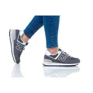 נעלי הליכה ניו באלאנס לנשים New Balance WL574 - אפור בהיר