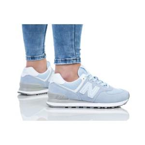 נעלי הליכה ניו באלאנס לנשים New Balance WL574 - תכלת