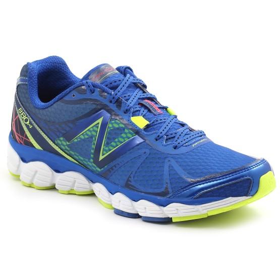 נעלי הליכה ניו באלאנס לגברים New Balance M880 V4 - כחול