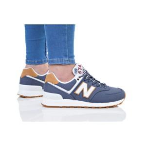 נעלי הליכה ניו באלאנס לנשים New Balance WL574 - כחול