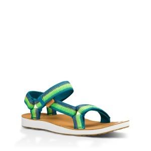 נעליים טיבה לנשים Teva Original Universal - ירוק בהיר