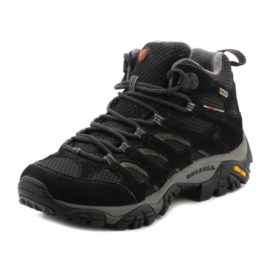 נעלי הליכה מירל לנשים Merrell  Moab Mid GTX - שחור