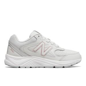 נעליים אורתופדיות ניו באלאנס לנשים New Balance WW840 - לבן מלא
