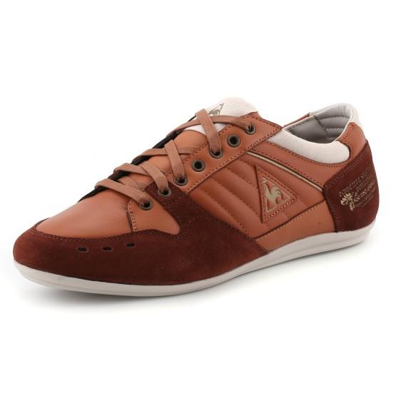 נעליים לה קוק ספורטיף לגברים Le Coq Sportif Charenton Lea Premium - חום בהיר