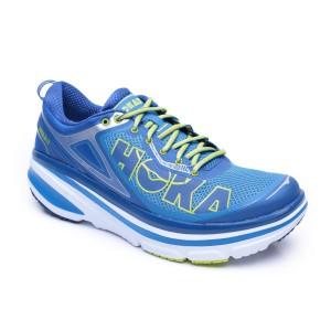 נעליים הוקה לגברים Hoka One One Bondi 4 - כחול