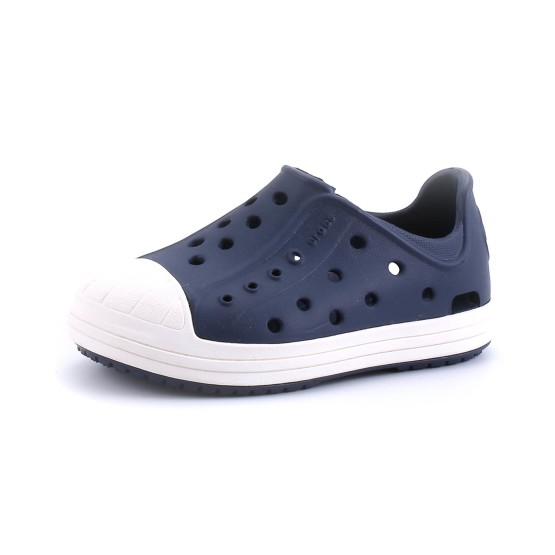 מוצרי Crocs לפעוטות Crocs  Bump It Shoe K - כחול כהה