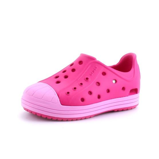 מוצרי Crocs לפעוטות Crocs Bump It Shoe K - ורוד
