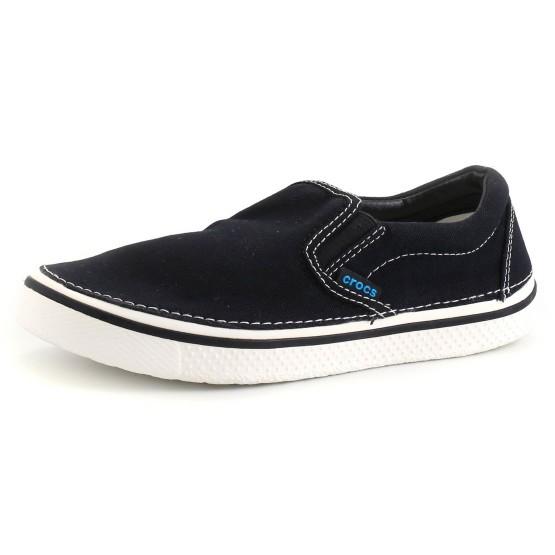 מוצרי Crocs לגברים Crocs  Hover Slip on - שחור