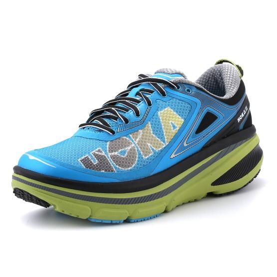 נעליים הוקה לגברים Hoka One One Bondi 4 - טורקיז