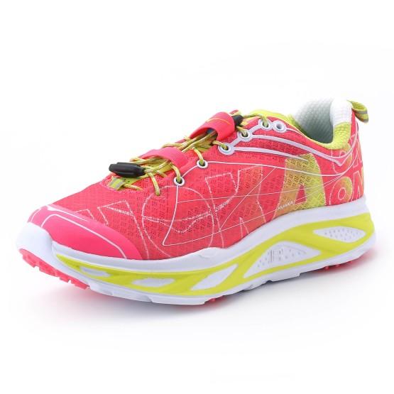 נעליים הוקה לנשים Hoka One One  Huaka - ורוד