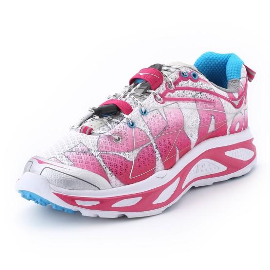 נעליים הוקה לנשים Hoka One One Huaka S - לבן
