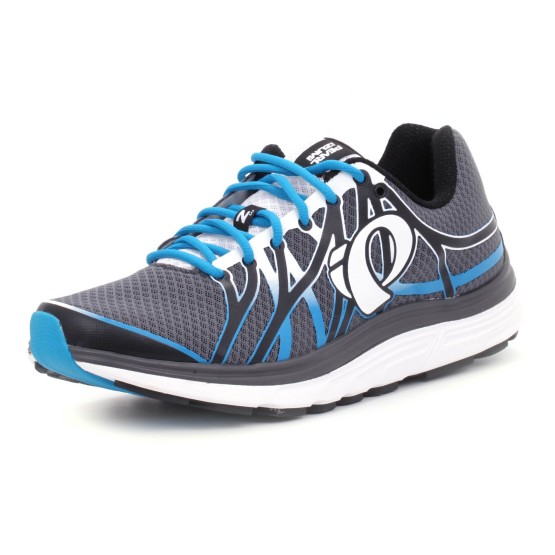 נעלי הליכה פרל איזומי לגברים Pearl Izumi EM Road N3 - אפור/כחול