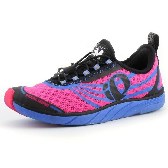 נעלי אימון פרל איזומי לנשים Pearl Izumi EM Tri N1 - ורוד