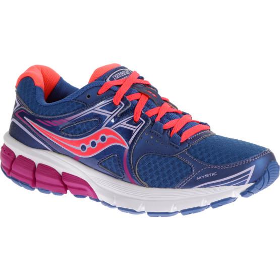 נעלי אימון סאקוני לנשים Saucony Mystic - כחול
