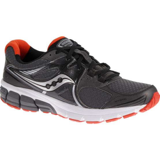 נעלי אימון סאקוני לגברים Saucony Mystic - אפור כהה