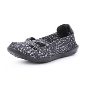 נעלי נוחות ברני מב לנשים Bernie Mev Catalina - שחור/לבן