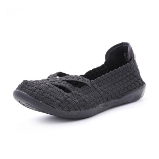 נעלי נוחות ברני מב לנשים Bernie Mev Catalina - שחור