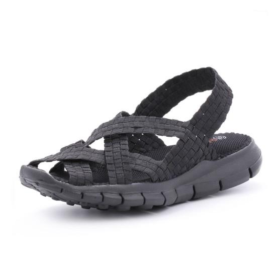 נעלי נוחות ברני מב לנשים Bernie Mev  Florisa - שחור