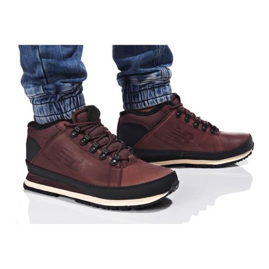 נעלי הליכה ניו באלאנס לגברים New Balance H754 - חום/לבן