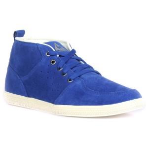 נעליים לה קוק ספורטיף לגברים Le Coq Sportif Ajaccio Suede - כחול