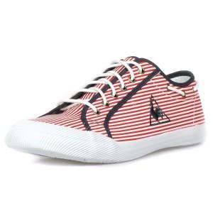 נעליים לה קוק ספורטיף לגברים Le Coq Sportif Deauville Stripes - אדום