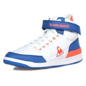 נעליים לה קוק ספורטיף לגברים Le Coq Sportif Diamond Mesh Fluo - לבן
