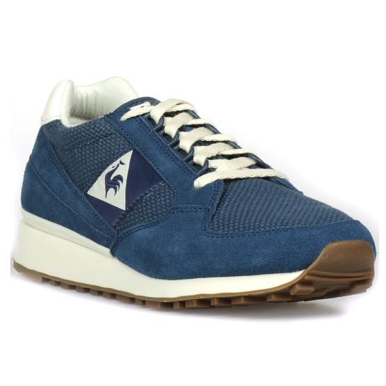 מוצרי לה קוק ספורטיף לגברים Le Coq Sportif Eclat Summer Knit - כחול