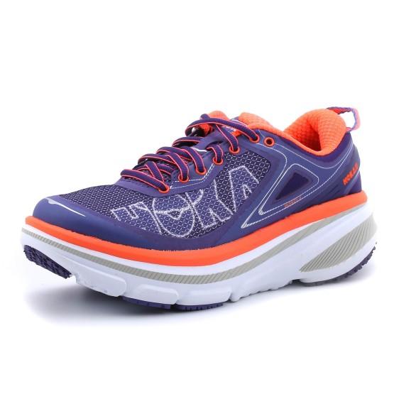 נעליים הוקה לנשים Hoka One One Bondi 4 - סגול