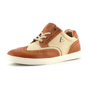 נעליים לה קוק ספורטיף לגברים Le Coq Sportif Monceau Brogue CVS/Lea - חום