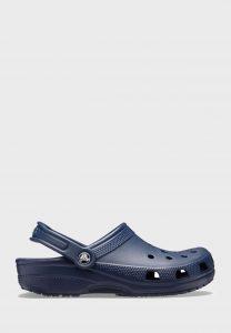 כפכפי Crocs לגברים Crocs  Classic - כחול