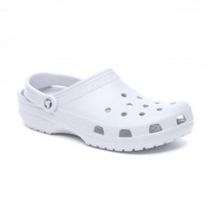 מוצרי Crocs לנשים Crocs  Classic - לבן