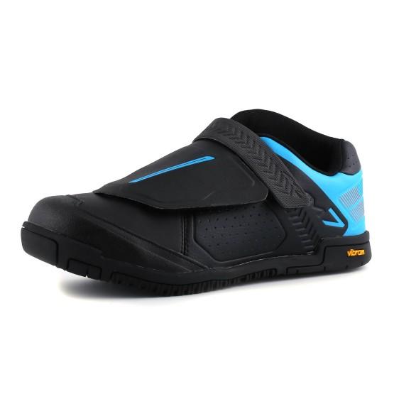 נעליים שימנו לנשים Shimano  AM7 - שחור/כחול