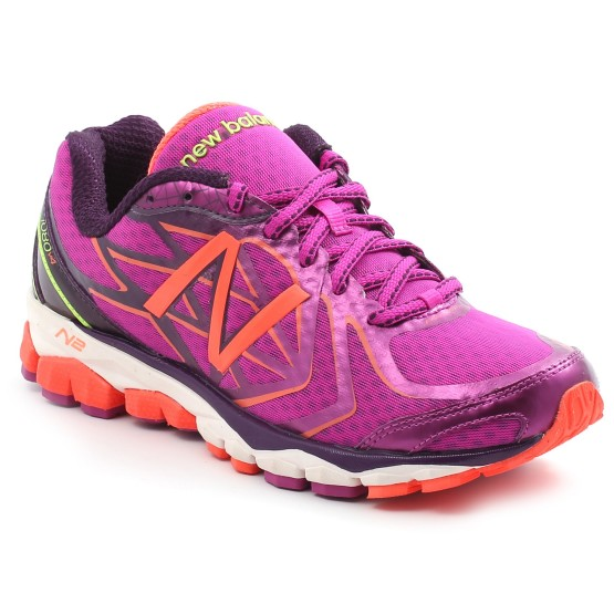 מוצרי ניו באלאנס לנשים New Balance W1080 V4 - ורוד