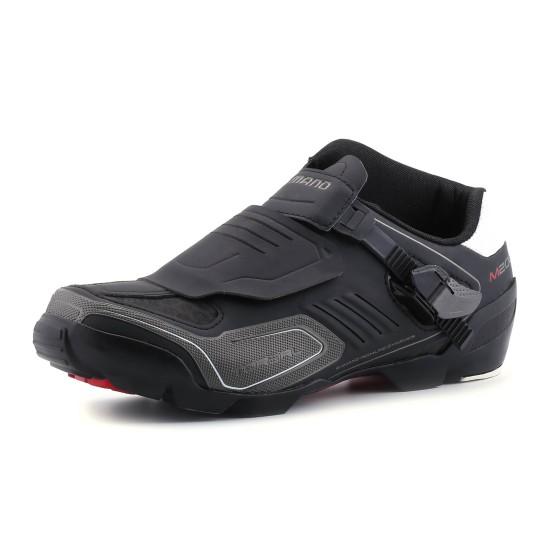 נעליים שימנו לגברים Shimano  M200 - שחור/לבן