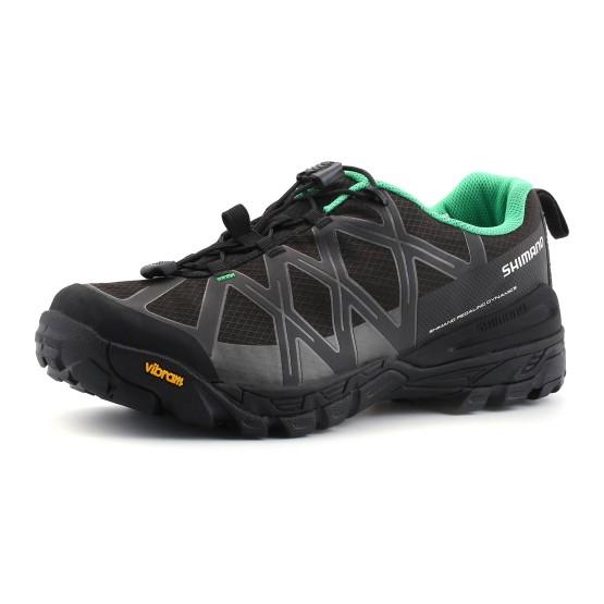 נעליים שימנו לגברים Shimano  MT54 - שחור