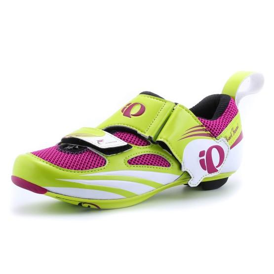נעליים פרל איזומי לנשים Pearl Izumi Tri Fly Carbon - ורוד