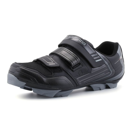 נעליים שימנו לגברים Shimano  XC31 - שחור/אפור
